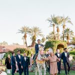Baraat Ceremony from Elegant Fusion Wedding